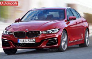 BMW3シリーズモデルチェンジ